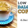 Low Carb Dalgona Coffee Recipe Review Video by Highfalutin' Low Carb