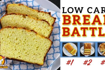 Low Carb Bread Recipe Battle Video