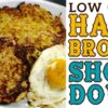 Low Carb Hashbrown Recipe Battle Video